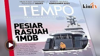 1MDB 'cover-up' makes it on the cover of Indonesian magazine