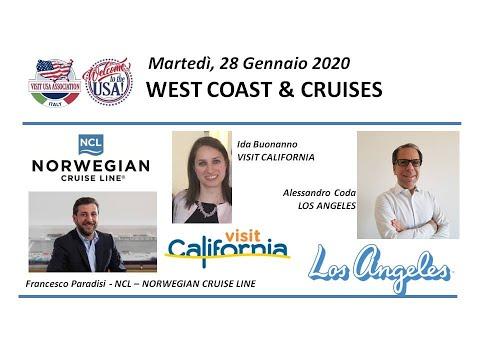 Video West Coast & Cruises (28-1-2020)