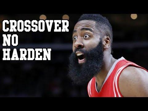 CROSSOVER NO JAMES HARDEN - Rodada NBA 17/18 #68 (видео)