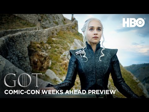 Game of Thrones Season 7 Comic-Con Promo