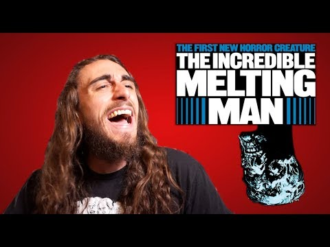 The Incredible Melting Man (1977) Horror Movie Review - Riff Reviews (Episode 11)