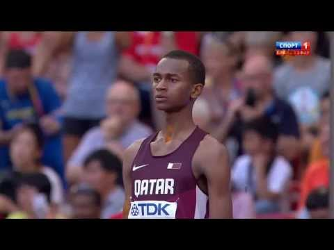 2.31 Mutas Essa Barshim HIGH JUMP WORLD CHAMIONSHIP Beijing 2015 qualification man