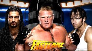 Nonton WWE FASTLANE 2016 ORAKEL: Brock Lesnar vs. Roman Reigns vs. Dean Ambrose «» Let's Play WWE 2K16 Film Subtitle Indonesia Streaming Movie Download