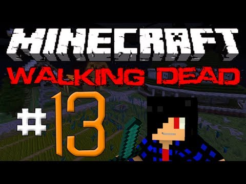 walking - Enjoy another episode of the Walking Dead minecraft series! (Based off the the AMC show,