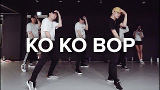 Video Ko Ko Bop - EXO / Kasper X Mihawk Back Choreography MP3, 3GP, MP4, WEBM, AVI, FLV Maret 2018