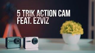 Hello rock 'n roll shooters! Di video ini, saya berbagi 5 trik memaksimalkan penggunaan action camera kamu.Action camera EZVIZ S1c & S5 bisa dibeli mulai tanggal 5 Juni di bhinneka.comUntuk asesoris yang saya pakai di video ini seperti magic arm, mini ball head dan lain-lain bisa kamu cari di online marketplace seperti bukalapak, tokopedia dan lain-lain.Follow me on- Twitter: @goenrock- Instagram: @goenrockTutorial Videografi & Fotografi: https://www.youtube.com/playlist?list=PLX_3lc1zF0DlzqsSfaWtMS4q06ZJs3NtfPsst! Susbcribe ke channel ini gratis lho. Serius deh! Jangan lupa berkomentar, nge-like dan share video ini ke akun social media kamu ya. Agar saya semakin bersemangat membuat video berikutnya.Perabotan lenong yang saya pakai untuk membuat video di YouTube:https://kit.com/goenrockEditing Softwares:Kyno https://lesspain.software/kynoAdobe Premiere Pro CC (subscription)Adobe After Effects CC (subscription)