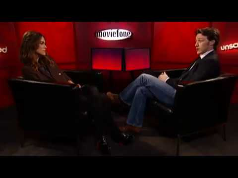 Unscripted - Keira Knightley and James McAvoy interview each other and answer questions from viewers about starring in Atonement.