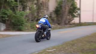9. 2014 Yamaha R6 Acceleration