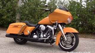 8. Used 2012 Harley Davidson Road Glide Custom Bagger for sale
