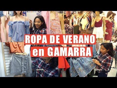 TOUR GAMARRA - PRENDAS DE VERANO (BLUSAS - VESTIDOS - SHORTS Y MÁS)