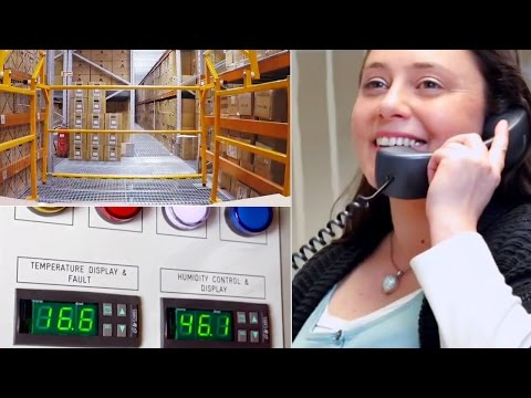 Safe Document Storage | Records Management