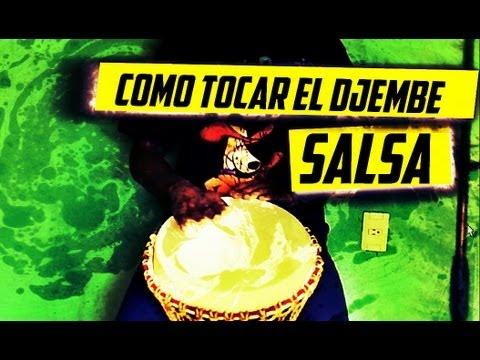 DJEMBE: SALSA ¿COMO TOCAR? +BUZÓN  #ELTALLER de @Bitajon