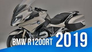 9. 2019 BMW R1200RT Update With New Boxer Engine | First Look