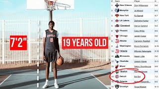 Video The Best Player in the NBA Draft No One Is Talking About MP3, 3GP, MP4, WEBM, AVI, FLV September 2019