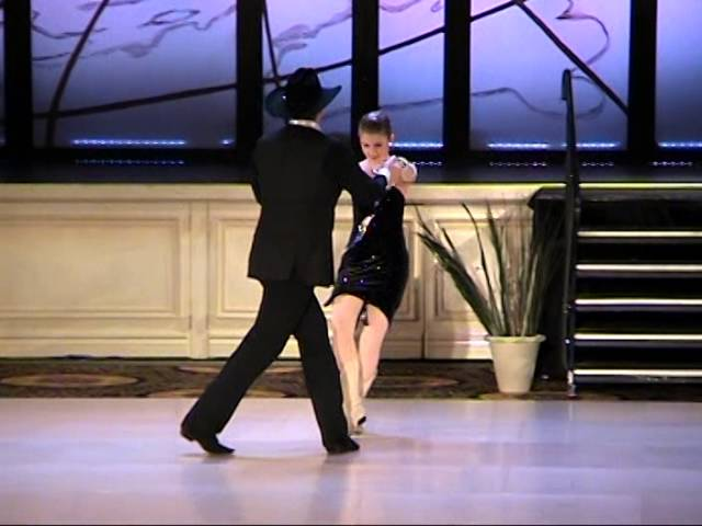 Dean Garrish & Alexis Garrish Worlds 2014 Two-Step