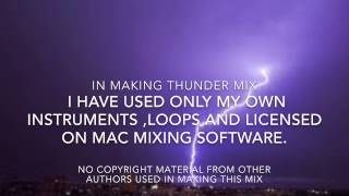 Thunder Dance Party Mix
