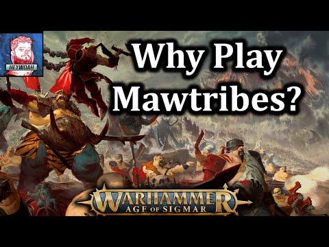Faction Focus: Mawtribes