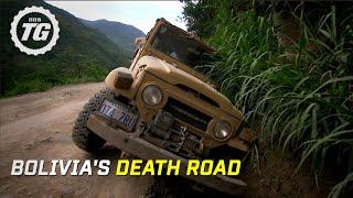 Video Bolivia's Death Road | Top Gear | BBC MP3, 3GP, MP4, WEBM, AVI, FLV Agustus 2019