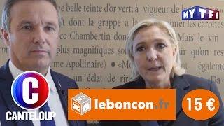 Video Dupont-Aignan en vente pour 15€ sur le boncon.fr - C'est Canteloup du 18 mai 2017 MP3, 3GP, MP4, WEBM, AVI, FLV September 2017