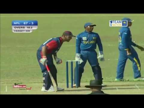 (Nepal vs Srilanka U19 Live ASIAN CRICKET COUNCIL UNDER-19S ASIA CUP 2016 - Duration: 19 minutes.)
