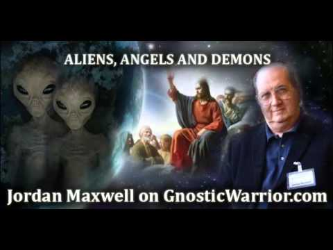 Jordan Maxwell on Aliens, Angels and Demons – Gnostic Warrior #13