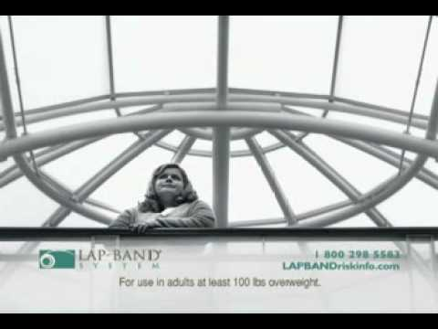 Lap Band Surgery Commercial