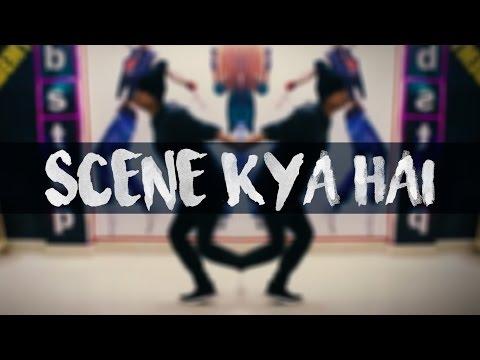 Mirror Dance On Nucleya feat. Divine - Scene Kya Hai @Mrockangel