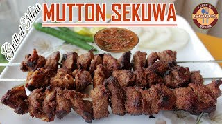 "MUTTON SEKUWA Recipe - Grilled Meat  Lamb Skewers BBQ RecipeWatch this video to find how to make MUTTON SEKUWA recipe at home, easy to understand.Welcome to ""Learn to Cook with me CHANNEL""Please Like , Share & SUBSCRIBE our Channel for New Recipes Videos:Don´t forget... If you like this recipe... Leave a comment or Thumbs up ;) Thank you.Video link of this Recipe : https://youtu.be/daVuhTF79uoThanks for Watching. Have FunINGREDIENTS:-----------------------1. Boneless Mutton Pieces- 300 gm2. Mustard Oil- 1tbsp3. Ginger Garlic Paste- 1 tbsp4. Red Chilli Powder- as required5. Black Pepper Powder- 1/2 tsp6. Cumin Powder- 1/2 tsp7. Meat Masala- 1/2 tsp8. Soya Sauce- 1 tsp9. Salt to taste10. Lemon- 1/2 piece___________________________Subscribe & Stay Tuned: https://www.youtube.com/channel/UCzoP8ZzP6QbDpVVweZ_I3HA?sub_confirmation=1___________________________Visit Our Channel ""Learn to cook with me"":For Facebook Updates: https://www.facebook.com/Learn-To-Cook-With-Me-181829918948258/"