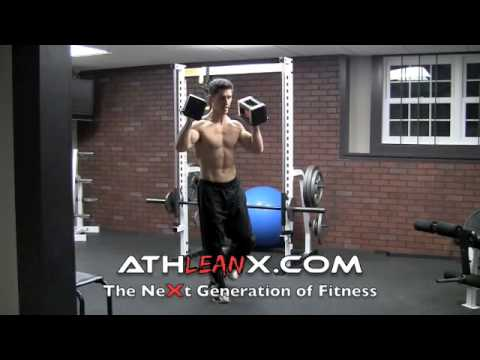The SHOULDERS, CORE, and LEG WORKOUT – In JUST 1 EXERCISE!