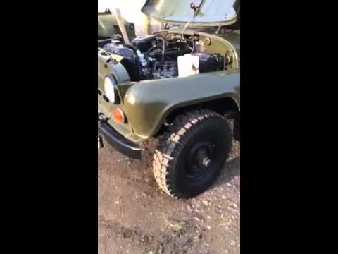 Все о уаз 469 про двигатель фотка