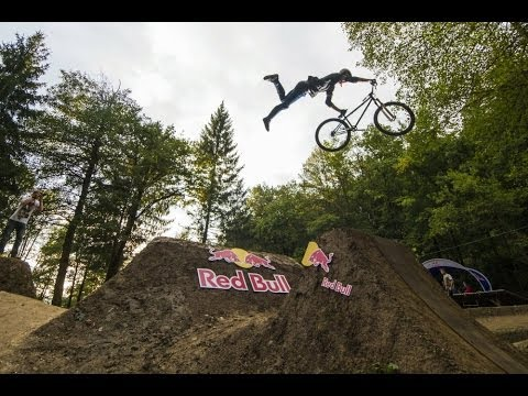 GoPro POV BMX & MTB bike park competition (видео)