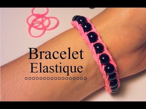 Comment faire un bracelet lastique avec des perles blog de minnie du 67 - Comment faire bracelet elastique ...