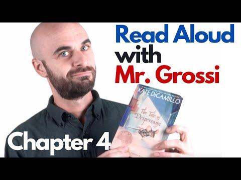 The Tale of Despereaux Read Aloud - Chapter 4: Enter the Pea
