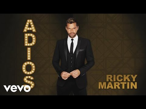 Ricky Martin – Adiós (Spanish Version) (Cover Audio)