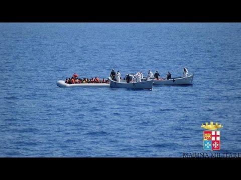 Μεσόγειος: Δεκάδες μετανάστες νεκροί σε αμπάρι δουλεμπορικού