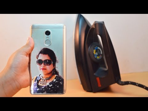 How to Print Your Photo on Mobile cover at Home