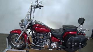 10. 2007 Yamaha Road Star 1700