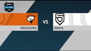 PENTA vs VP, game 3