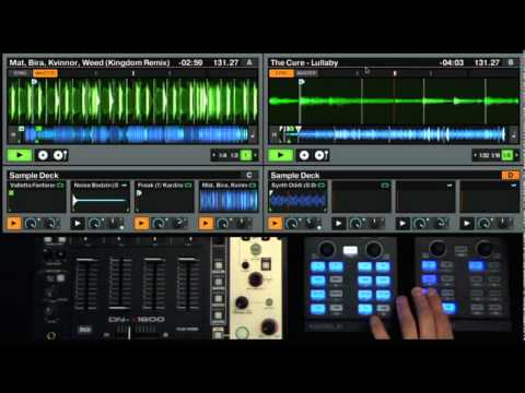 TRAKTOR 2 PRO Introduction – Overview – Native Instruments
