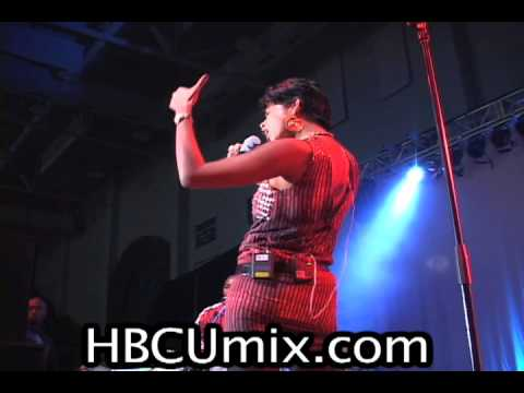 "Kelis Ft. Nas - ""I'm Bossy"" @Morehouse College Homecoming -  Part 4"
