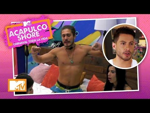Toda la casa se pone en CONTRA de Xavi por Pepe | MTV Acapulco Shore T7