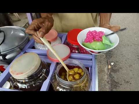 INDONESIA STREET FOOD - ES BUBUR SUMSUM