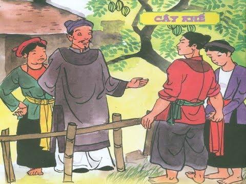 Truyện cổ tích Cây Khế