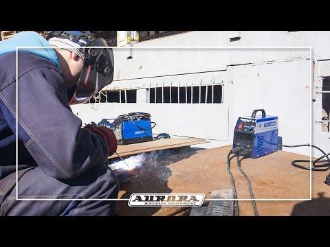 Проверка Aurora PRO INTER 160 / 202 на работоспособность при низких температурах