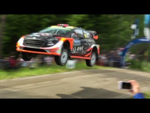 WRC Neste Rally Finland 2017 | FLYING SATURDAY