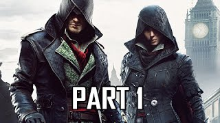 Assassins Creed Syndicate Walkthrough Part 1  First Two Hours Lets Play Gameplay Commentary