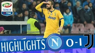 Video Napoli - Juventus 0-1 - Highlights - Giornata 15 - Serie A TIM 2017/18 MP3, 3GP, MP4, WEBM, AVI, FLV Maret 2018