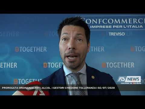 PROROGATA ORDINANZA ANTI-ALCOL, I GESTORI CHIEDONO TOLLERANZA | 02/07/2020