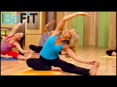 yoga - Hot Body Yoga Workout | Yoga Fit- Denise Austin is a 30-minute, body-slimming Yoga workout that is designed to melt away fat and define a leaner physique thr...