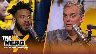 Video JaVale McGee talks Warriors' culture, Draymond's dominance & LeBron | NBA | THE HERD MP3, 3GP, MP4, WEBM, AVI, FLV Juni 2019